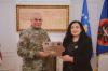 Predsednica Osmani je odlikovala Predsedničkom vojnom medaljom Nacionalnu gardu IOWA-e