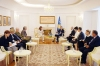 President Thaçi and the Minister of Defence of Slovenia discussed on the Army of Kosovo