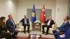 Presidenti Thaçi takoi në Nju Jork Presidentin e Turqisë, Recep Tayyip Erdoğan