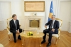 Presidenti Thaçi priti shefin e Misionit Vëzhgues të BE-së, Alojz Peterle