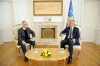 President Thaçi received the Head of the OSCE Mission, Jan Braathu