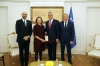 Presidenti Thaçi ndan dekoratë për Zyrën e Bankës Botërore në njëzetvjetorin e saj në Kosovë