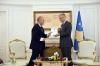 Presidenti Thaçi pranoi nga kryeministri Haradinaj raportin e punës 100 ditore të Qeverisë së Kosovës