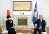 Presidenti Thaçi priti Ministren e Shtetit për Punë të Jashtme të Japonisë