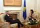 Predsednica Jahjaga dočekala ambasadora OEBS-a na Kosovu