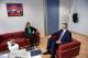 Presidenti Thaçi u prit nga Përfaqësuesja e Lartë e BE-së për Punë të Jashtme dhe Politika të Sigurisë, Federica Mogherini