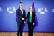 President Thaçi meets High Representative of the European Union for Foreign Affairs and Security Policy, Federica Mogherini