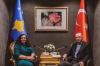 Presidentja Osmani e përmbylli vizitën në Turqi