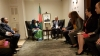 President Thaçi met in New York with the Prime Minister of Bangladesh, Sheikh Hasina