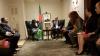 Presidenti Thaçi takoi në Nju Jork Kryeministren e Bangladeshit, Sheikh Hasina