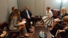 Presidenti Thaçi takoi në Nju Jork Presidenten e Estonisë, Kersti Kaljulaid