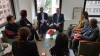 Presidenti Thaçi takoi në Nju Jork Sekretaren e Përgjithshme të Organizatës Ndërkombëtare të Frankofonisë, Michaëlle Jean