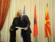 President Thaçi decorated over 100 personalities in Macedonia