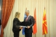 Presidenti Thaçi dekoroi mbi 100 personalitete në Maqedoni