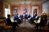 President Thaçi meets his Canadian counterpart, they speak about the deepening of cooperation