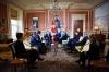 Presidenti Thaçi takon homologen e tij kanadeze, flasin për thellimin e bashkëpunimit