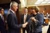 Fjalimi i presidentit Thaçi para Komisionit Parlamentar për Punë të Jashtme në Kanada