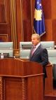 Behgjet Pacolli u zgjodh President i ri i Republikës së Kosovës