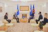 Presidentja Osmani priti në takim Shefin e Zyrës së BE-së, Tomas Szunyog 2