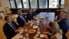 Presidenti Thaçi takoi në Nju Jork Ministrin e Jashtëm të Greqisë, Nikos Kotzias