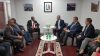 Presidenti Thaçi takoi në Nju Jork Presidentin e Sao Tome dhe Principe, Evaristo do Espírito Santo Carvalho