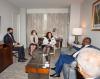 President Osmani met with the President of Guinea Bissau Mr. Umaro Sissoco Embaló