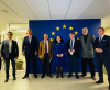 President Osmani met with EU Foreign Policy Head Mr. Josep Borrell