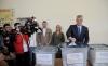 """Predsednik Thaçi glasao je danas na biračkom mestu u Osnovnoj školi """"Faik Konica"""" u Prištini"""