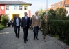"President Thaçi voted today at the polling station in the elementary school ""Faik Konica"" in Prishtina"