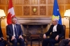 President Thaçi is received at the House of Representatives of the Canadian Parliament, meets with Speaker Regan