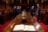 Predsednik Thaçi dočekan i kanadskom Senatu, razgovarao sa predsedavajućim