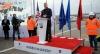 """Presidenti: Autostrada """"Arbën Xhaferi"""" i shërben vizionit tonë për Kosovën dhe rajonin"""