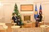 VD predsednice Osmani održala konsultacije sa četiri politička subjekta, sa ostalim partijama se sastanci nastavljaju u sredu
