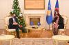 U.d. Presidentja Osmani priti në takim shefin e Zyrës së BE-së në Kosovë, Tomas Szunyog