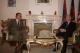 Presidenti Sejdiu priti rektorin e Universitetit të Prishtinës, dr. Enver Hasanin