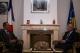 Presidenti Sejdiu priti z. Gilles Pernet, drejtor politik në Ministrinë e Mbrojtjes së Francës