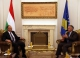 V.D PREDSEDNIKA REPUBLIKE KOSOVA, DR. JAKUP KRASNIĆI JE PRIMIO NOVOG AMBASADORA MADŽARSKE U REPUBLICI KOSOVA