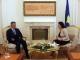 Predsednica Jahjaga se sastala sa premijerom Thaçi