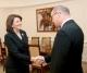 Presidentja Atifete Jahjaga priti Kryetarin e Parlamentit të Suedisë, Urban Ahlin