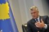 Kryetari i Parlamentit Evropian, Antonio Tajani, uron Presidentin Thaçi për dhjetë vjetorin e pavarësisë