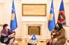 VD predsednice Osmani dočekala je na sastanku ambasadorku Francuske gđu Marie-Christine BUTEL
