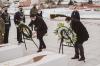 u.d. Presidenti i Republikës së Kosovës, Glauk Konjufca, bashkë me kryeministrin e Kosovës, Albin Kurti bënë homazhe në Prekaz