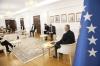 Presidenti Thaçi diskutoi me ambasadorët e Kuintit për hapat e ndërmarrë për krijimin e Qeverisë së re