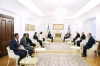 President Thaçi receives a delegation of Egyptian community, congratulates them on June 24th