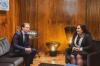 Presidentja Osmani takoi Kancelarin e Austrisë, Sebastian Kurz