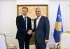 Presidenti Thaçi priti në takim lamtumirës ambasadorin e Norvegjisë
