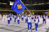 President Osmani: Honor and pride to see the parade of the 11 athletes of the Republic of Kosovo in the Olympic Games