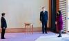 Predsednicu Osmani dočekao car Japana Naruhito