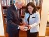 Presidentja Osmani: Kosova e bekuar me miq sikurse presidenti Clinton