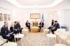 Predsednik Thaci dočekao na sastanku ministra odbrane Crne Gore Predraga Boškovića